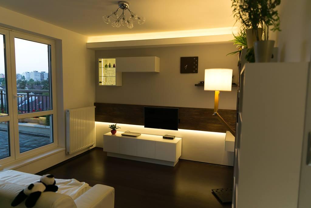 Ektra Design lakás