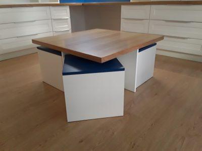 Ektra design nappali bútor
